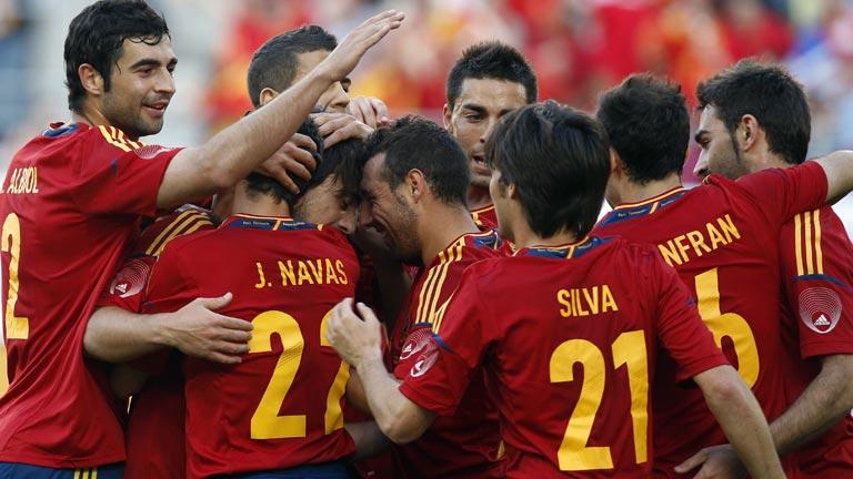 España, el reto de revalidar corona