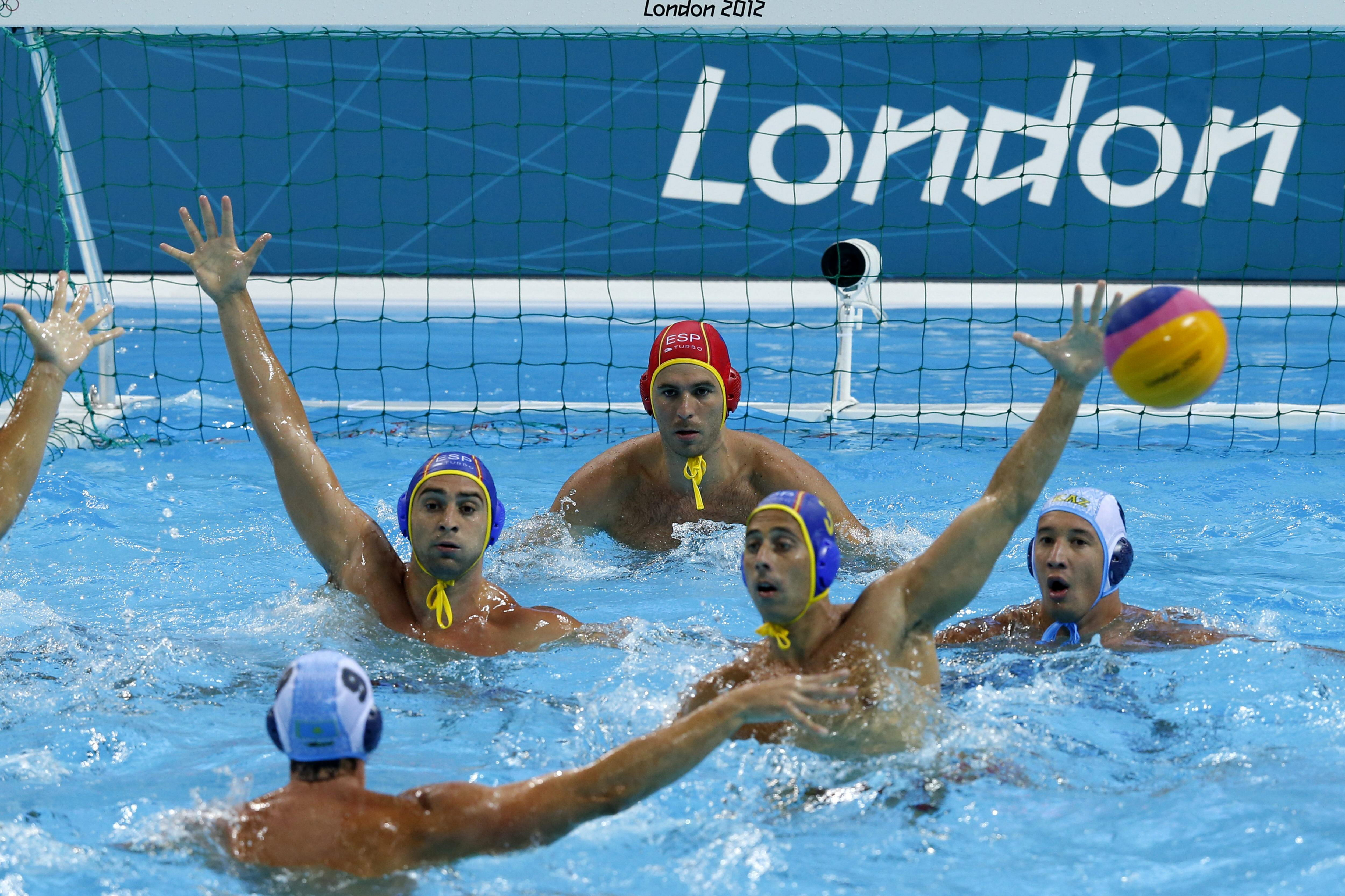 España se enfrentará a la selección de Croacia en el segundo partido de grupo en estos juegos olímpicos de Londres 2012.