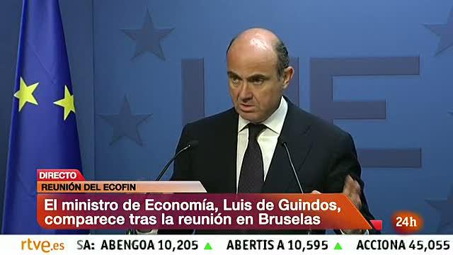 España tendrá 18 meses para pedir el dinero del rescate de la banca y Finlandia pide garantías
