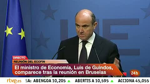Ver vídeo  'España tendrá 18 meses para pedir el dinero del rescate de la banca y Finlandia pide garantías'