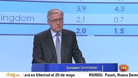 Ver vídeo  'España, el único país de la UE con crecimiento negativo en 2012 y en 2013'