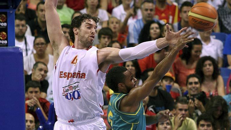 España vuelve a imponerse a Australia (81-75)