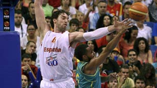 Ver v&iacute;deo  'Espa&ntilde;a vuelve a imponerse a Australia (81-75)'