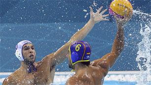 Ver vídeo  'España ya está en cuartos de final de waterpolo en Londres 2012'