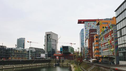 Españoles en el mundo - Düsseldorf