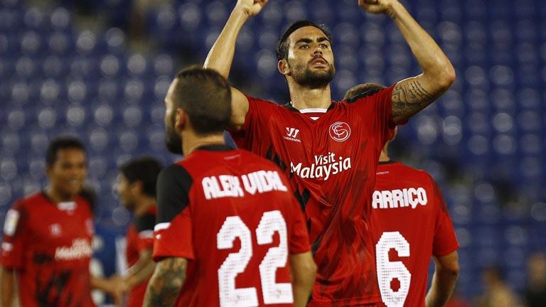 Espanyol 1 - Sevilla 2