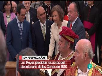 Ver v?deo  'Especial Informativo - 200 Aniversario Cortes de Cádiz'
