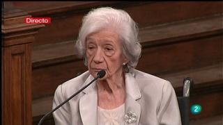 Ver vídeo  'Especial informativo - Entrega del Premio Cervantes 2010'