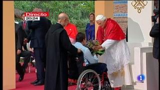 Ver vídeo  'Especial informativo - Visita de S.S. el Papa Benedicto XVI - 20/08/11'