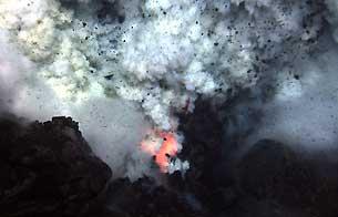 Ver v?deo  'Espectacular erupción de un volcán submarino'