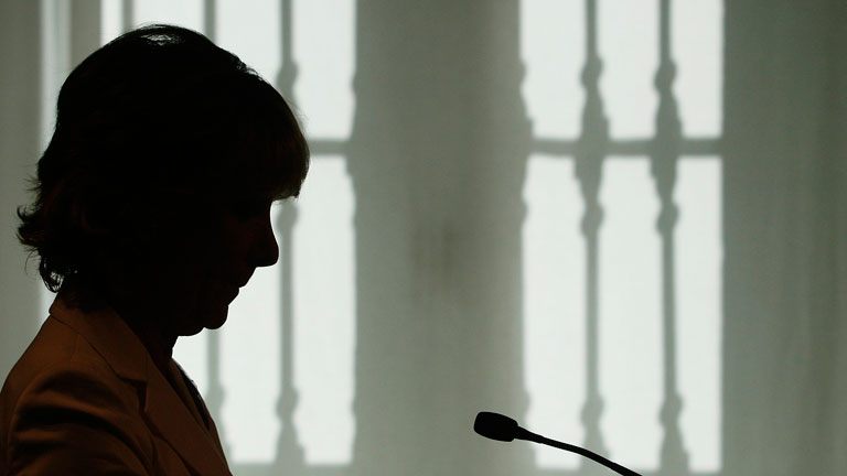Esperanza Aguirre dice adiós a una vida dedicada a la política