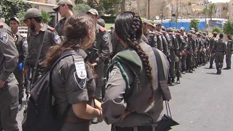 Mujeres israelíes critican el comportamiento de sus soldados