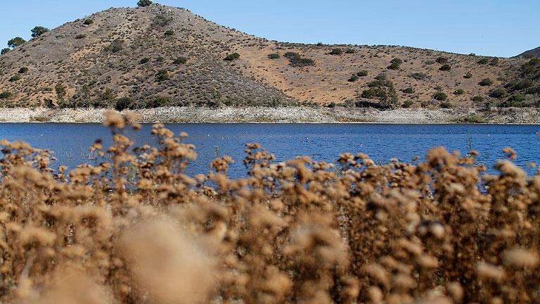 El estado de California vive la peor sequía de los últimos 100 años