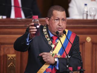 Ver vídeo  'Estados Unidos, en el punto de mira de Chávez en su discurso anual ante la Asamblea'