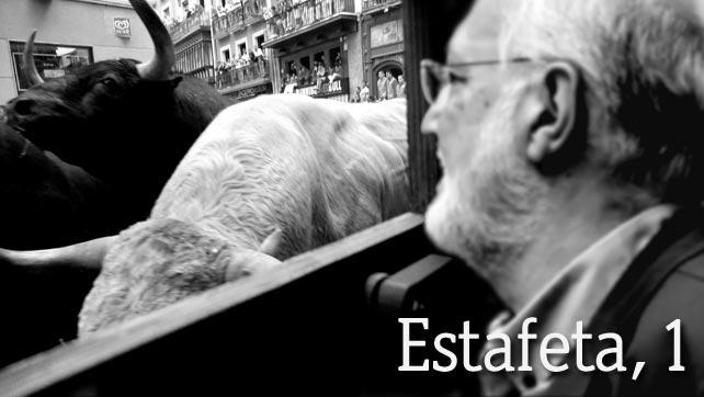 Estafeta 1, 50 años de fotografías<br> de los Sanfermines