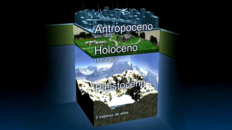 ¿Estamos en el Antropoceno?