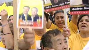 Ver vídeo  'Este domingo comienzan las elecciones presidenciales en México'