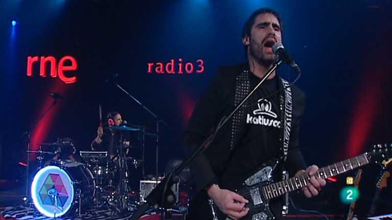 Los conciertos de Radio 3 - Estereotypo