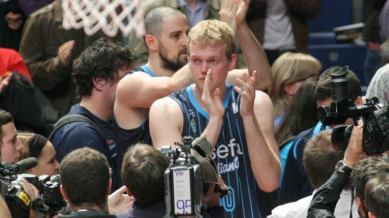 Estudiantes, un histórico del baloncesto que desciende por primera vez