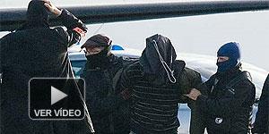 ETA, asfixiada por la policía