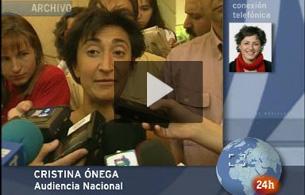 Ver v?deo  'La etarra Elena Beloki en libertad con fianza de 6.000 euros'