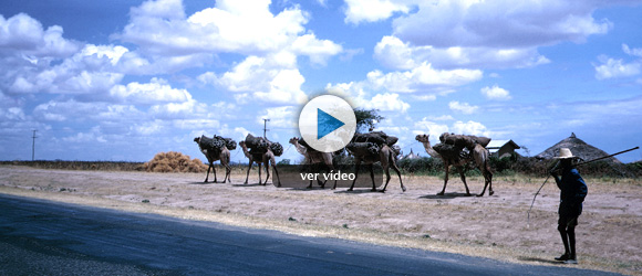 Etiopía, el túnel del tiempo