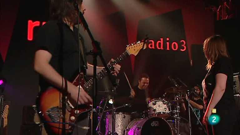 Los conciertos de Radio 3 - Euro Trash Girl