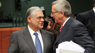 Ver vídeo  'El eurogrupo acuerda el segundo rescate a Grecia'
