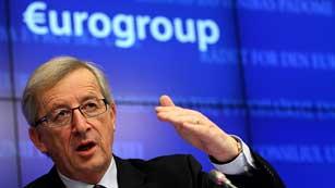 Ver vídeo  'El Eurogrupo aprueba la ampliación del fondo de rescate en Copenhague'