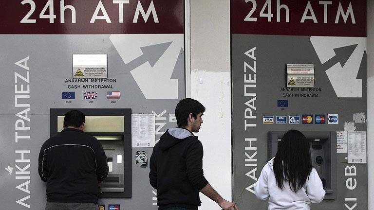 El Eurogrupo y el FMI acuerdan un rescate de 10.000 millones de euros para Chipre