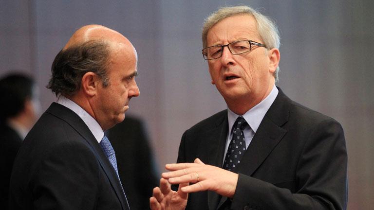 """El Eurogrupo insta a España a """"acelerar"""" la auditoría independiente de los bancos"""