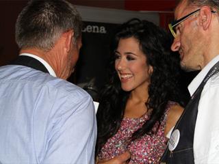 """Ver v?deo  'Eurovision 2011 - Lucía Pérez canta """"Que me quiten lo bailao""""'"""