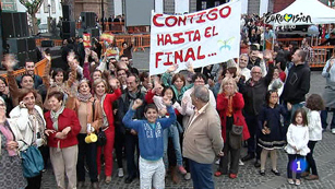 Ver vídeo  'Eurovisión 2013 - Canarias anima a Raquel'
