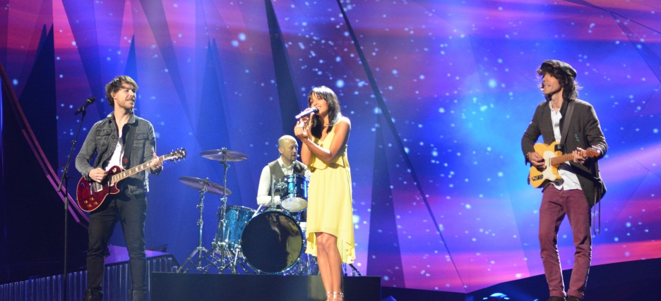 Eurovisi&oacute;n 2013