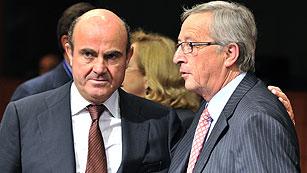 Ver vídeo  'La eurozona moviliza de urgencia 30.000 millones para la banca española'