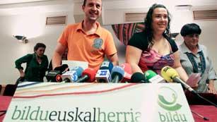 "Ver vídeo  '""Euskal Herria Bildu"", nueva marca de la Izquierda Abertzale'"