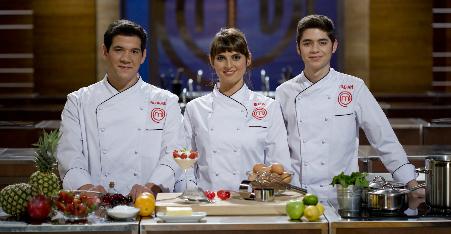 Eva, Juan Manuel y Fabián, los finalistas
