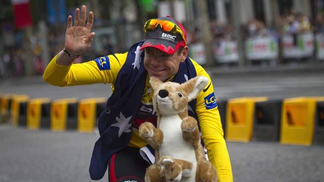 Evans gana su primer Tour