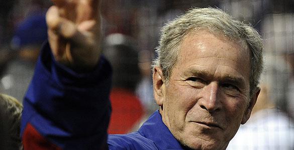 El ex presdiente de EE.UU., George W. Bush
