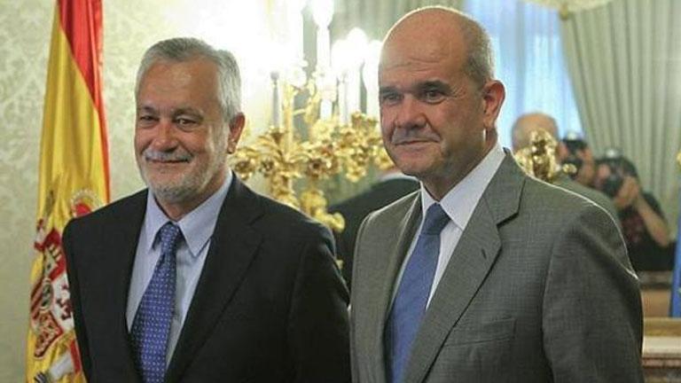 Chaves y Griñán aseguran que comparecerán voluntariamente ante el Tribunal Supremo