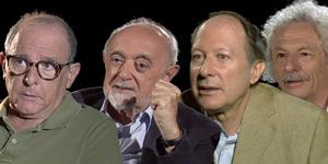 Los expertos del programa