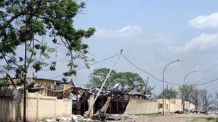 Ver vídeo  'Una explosión en un depósito de armas en la República de Congo deja 150 muertos'