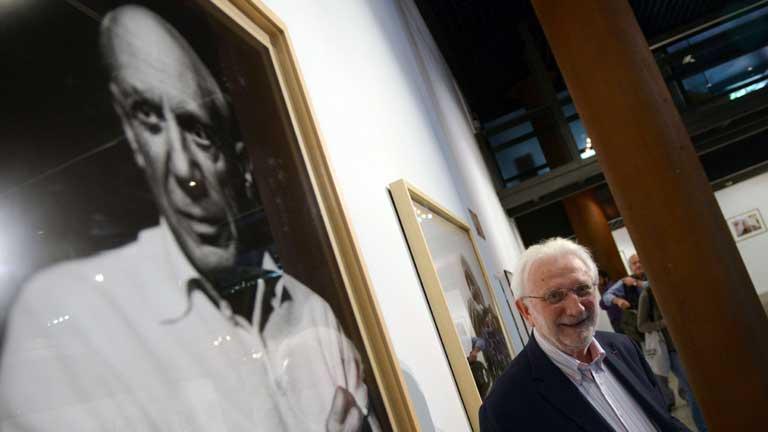 El fotógrafo Lucien Clergue nos enseña los últimos 20 años de Pablo Picasso