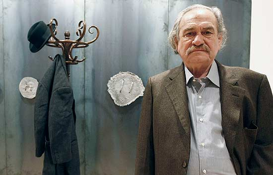 Exposici&oacute;n de Jannis Kounellis 