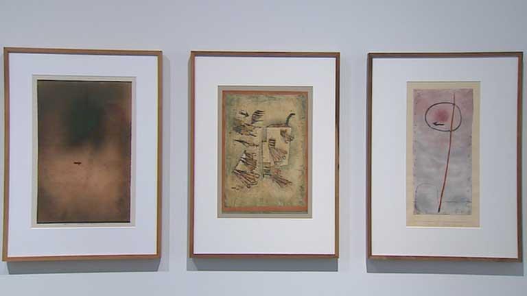 La Fundación Juan March inaugura una exposición del pintor Paul Klee