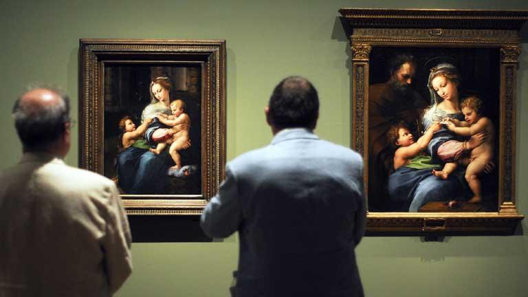 El Museo del Prado dedica una de las grandes exposiciones del año a Rafael