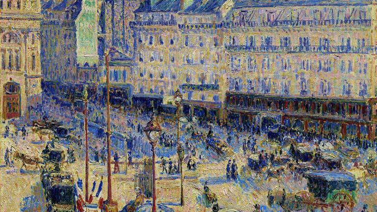 El Museo Thyssen abre una exposición sobre Camille Pissarro, padre del impresionismo