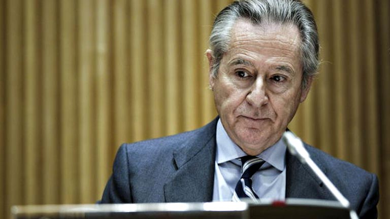 El expresidente de Caja Madrid Miguel Blesa pasar la noche en la prisin de Soto del Real