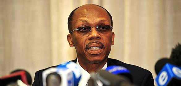 El expresidente haitiano Jean-Bertrand Aristide