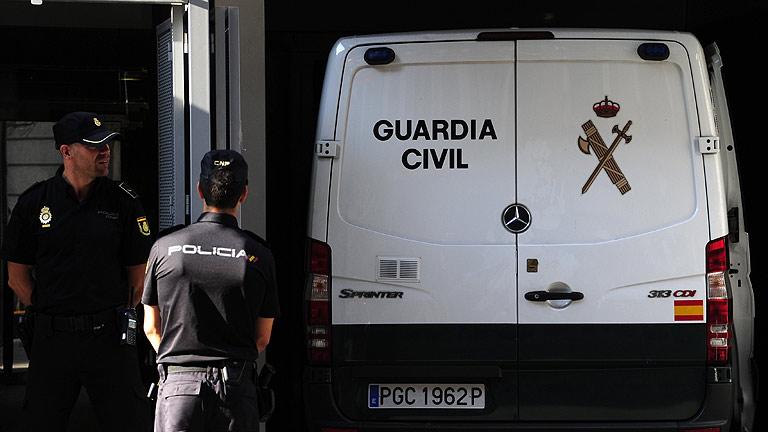 El extesorero del PP Luis Bárcenas se encuentra en la Audiencia Nacional para declarar ante el juez Ruz
